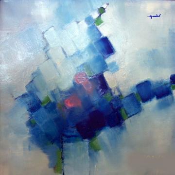 bouquet bleu 2009